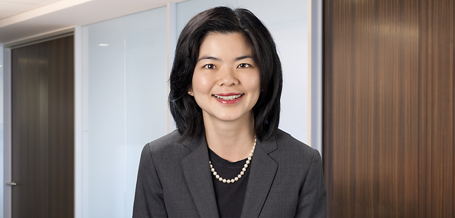 Photo of Nina L. Hong