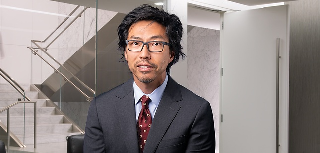 Photo of Jonathan J. Kim
